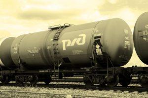Прием нефтепродуктов в цистернах